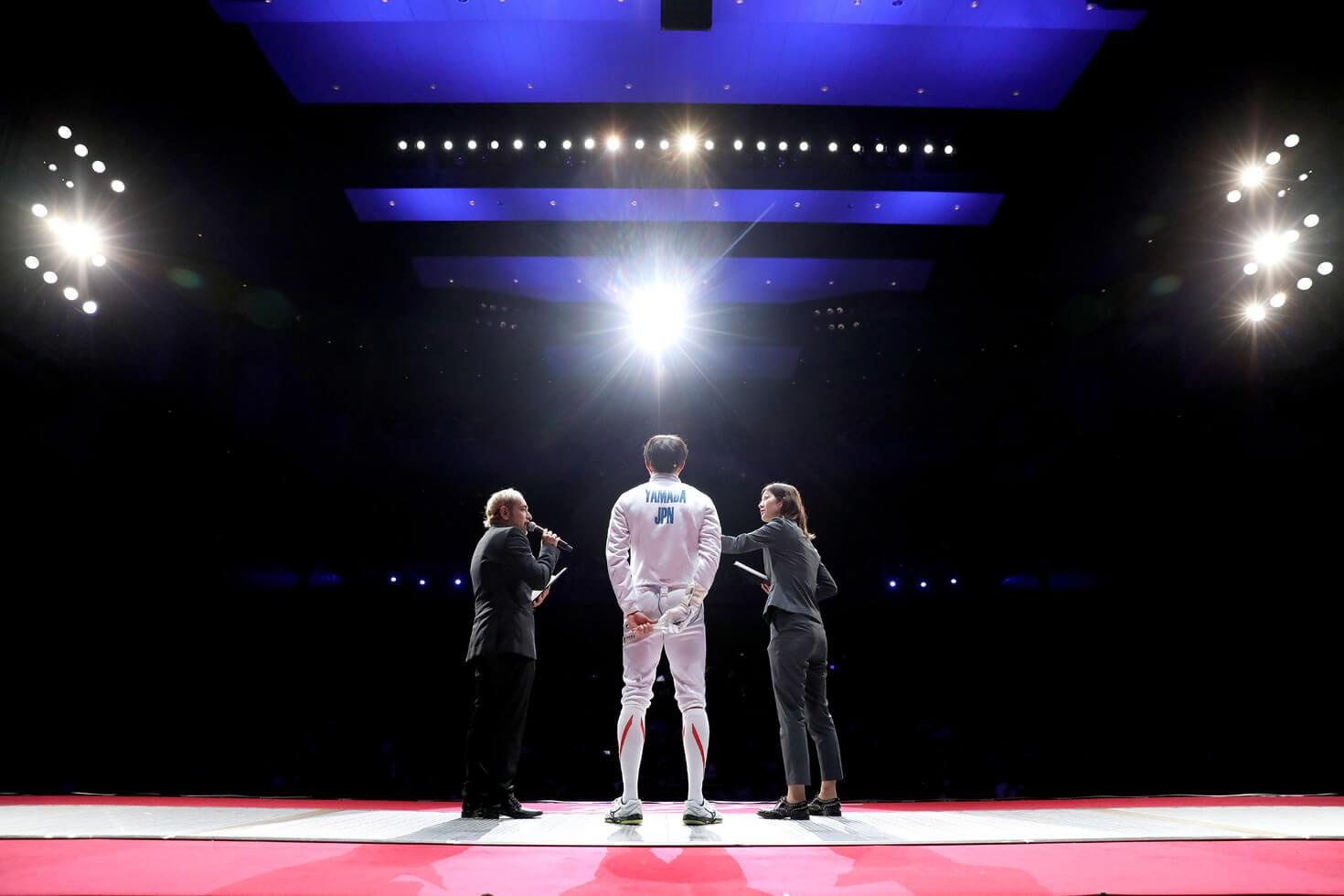 エイブルPresents 第72回全日本フェンシング選手権大会