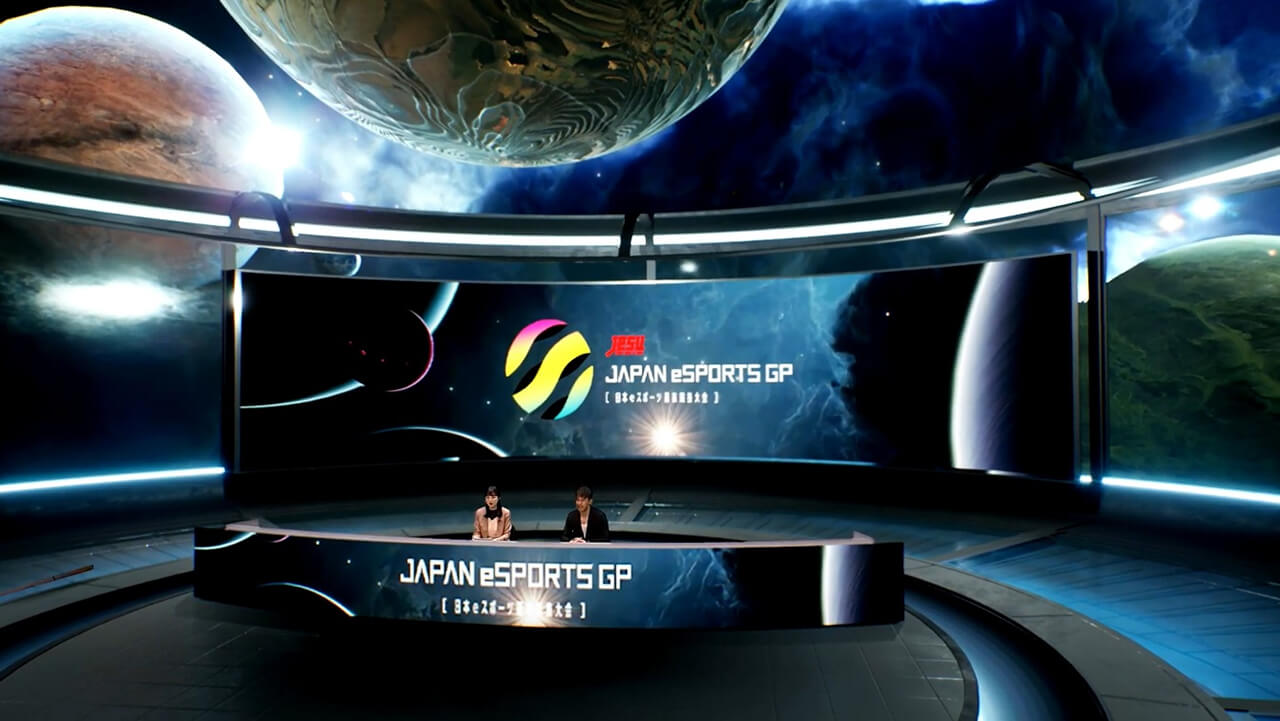 JAPAN eSPORTS GRAND PRIX
